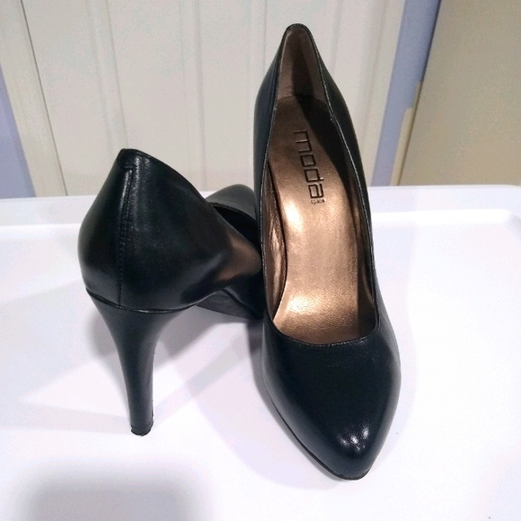 Heels MODA Spana Like New Size 10